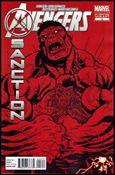 Avengers: X-Sanction 3-D