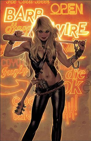 Barb Wire (2015) 1-A