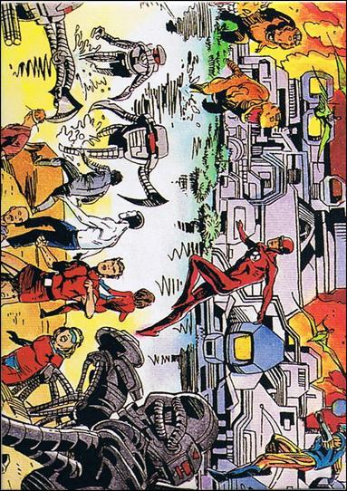 Unity (Base Set) 6-A by Comic Images