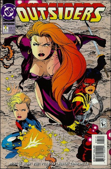 Outsiders (1993) 1-Omega-B by DC