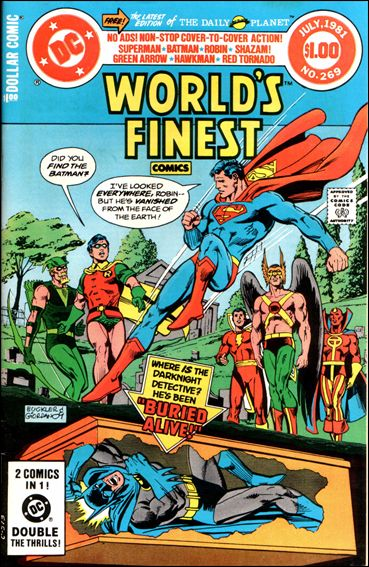 World's Finest Comics 269-A by DC