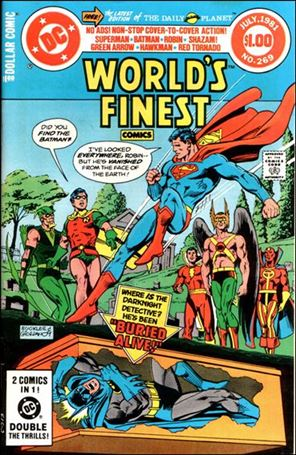 World's Finest Comics 269-A
