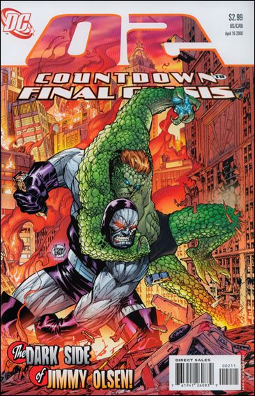 Countdown (2007) 2-A by DC