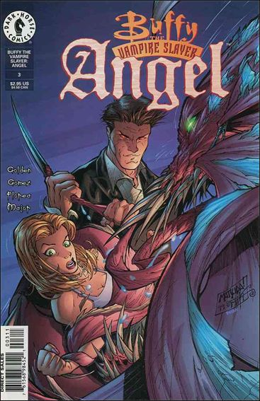 Buffy the Vampire Slayer: Angel 3-A by Dark Horse