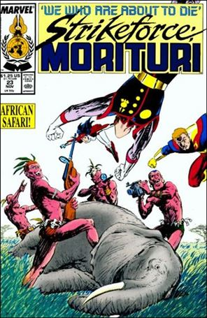 Strikeforce: Morituri 23-A