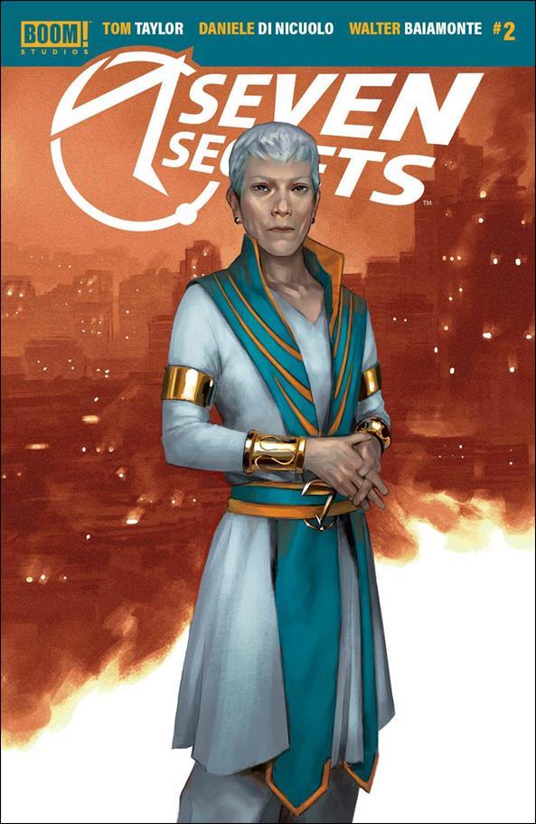 Seven Secrets 2-C by Boom! Studios