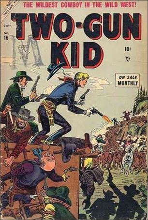 Two-Gun Kid 16-A