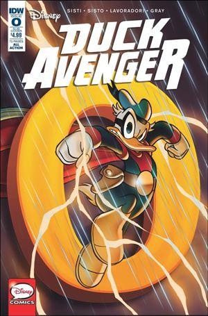 Duck Avenger 0-B