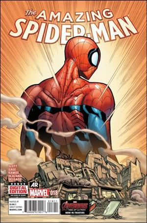 Amazing Spider-Man (2014) 18-A