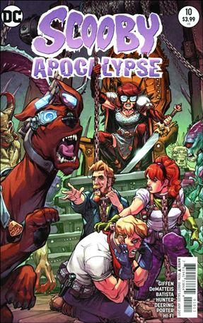 Scooby Apocalypse 10-A