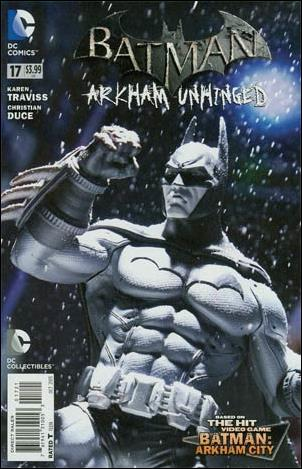 Batman: Arkham Unhinged 17-B by DC