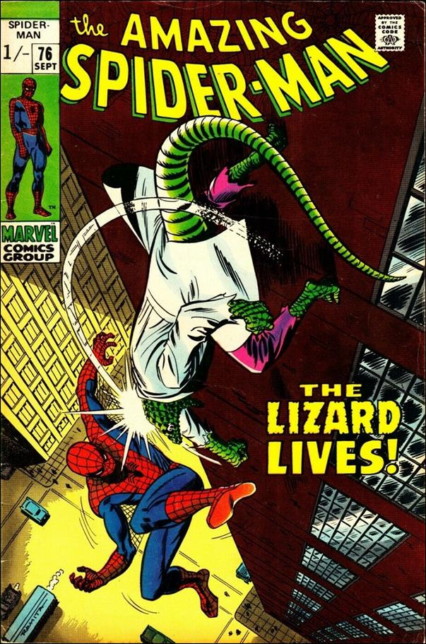 Amazing Spider-Man (1963) 76-B by Marvel