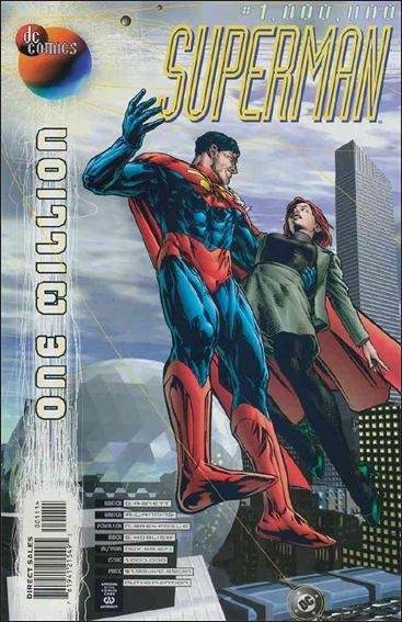 Superman (1987) 1,000,000-A by DC