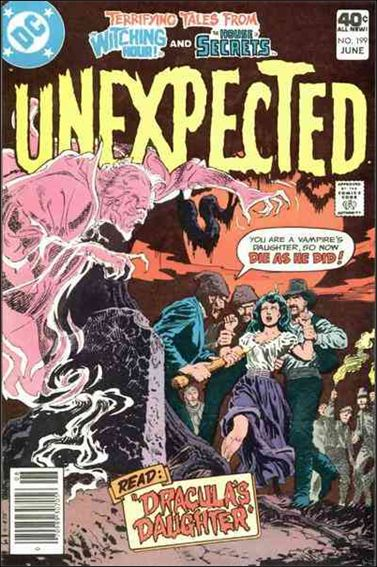 Unexpected (1968) 199-A by DC