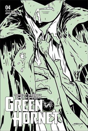 Green Hornet (2020) 4-B