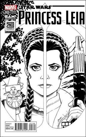 Princess Leia 1-N