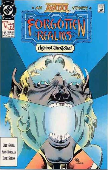 Forgotten Realms 15-A by DC