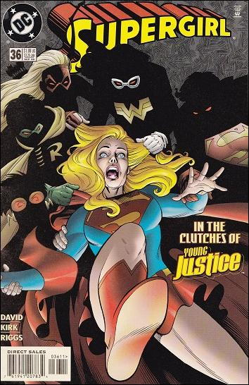Supergirl (1996) 36-A by DC
