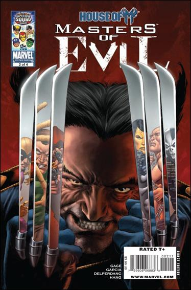 House of M: Masters of Evil 2-A by Marvel