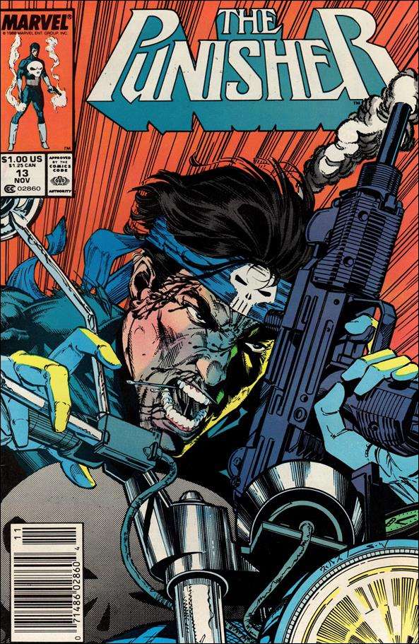 Punisher (1987) 13-A by Marvel