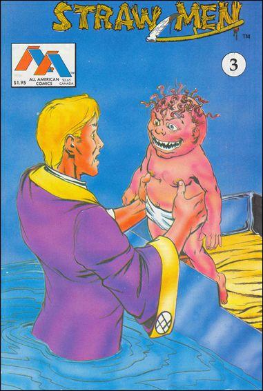 Straw Men (1989) 3-A by Innovation
