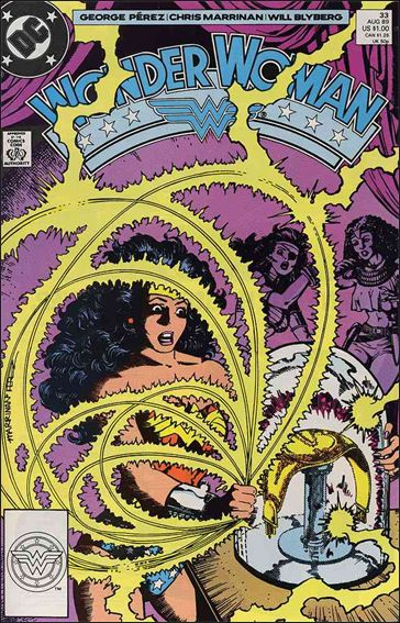 Wonder Woman (1987) 33-A by DC