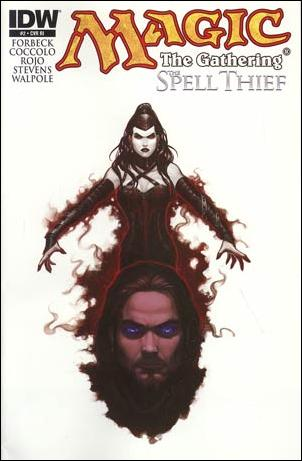 Magic The Gathering: Spell Thief 2-B by IDW