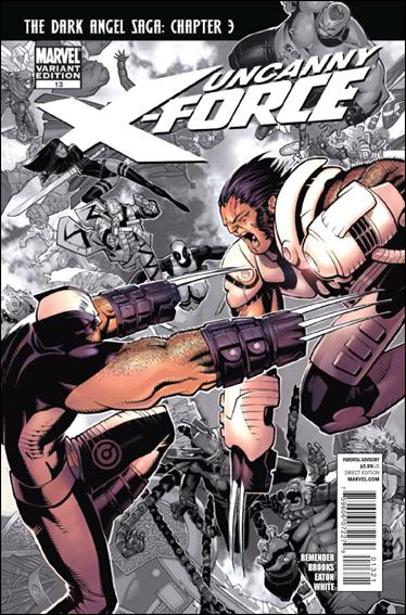 Uncanny X-Force (2010) 13-B by Marvel