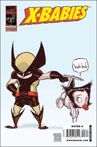 X-Babies 3-A by Marvel