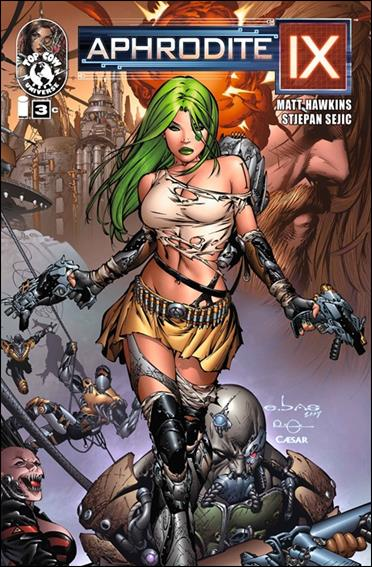 Aphrodite IX (2013) 3-C by Top Cow