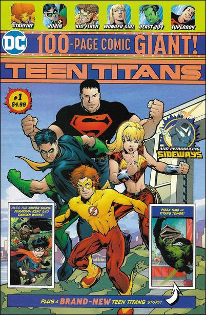 Teen Titans Giant 1-A by DC