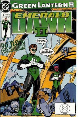 Green Lantern: Emerald Dawn II 2-A