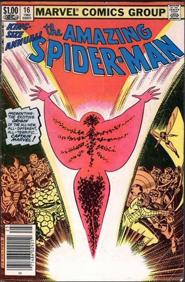 Amazing Spider-Man Annual (1964) 16-A by Marvel