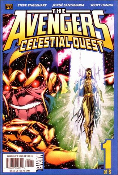 Avengers: Celestial Quest 1-A by Marvel