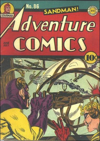 Adventure Comics (1938) 86-A by DC