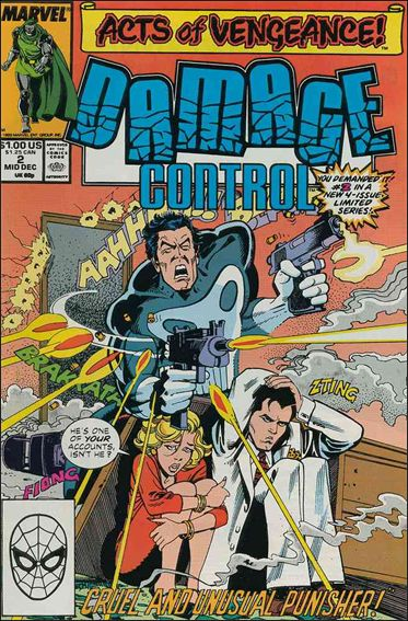 Damage Control (1989/12) 2-A by Marvel