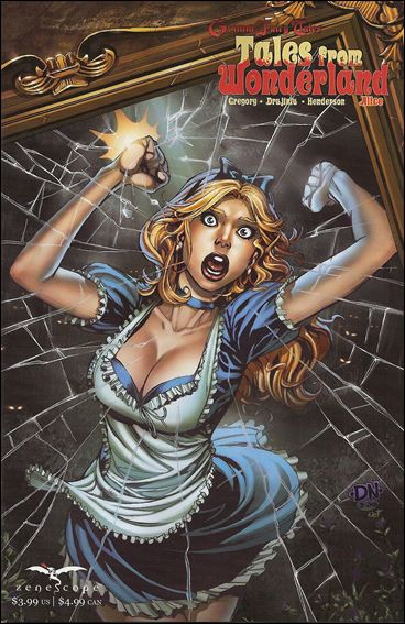 Tales from Wonderland: Alice 1-C by Zenescope Entertainment