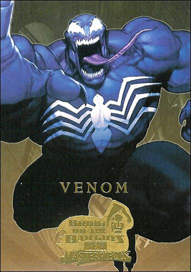 2008 Marvel Masterpieces: Series 3 (Base Set) 44-A by SkyBox