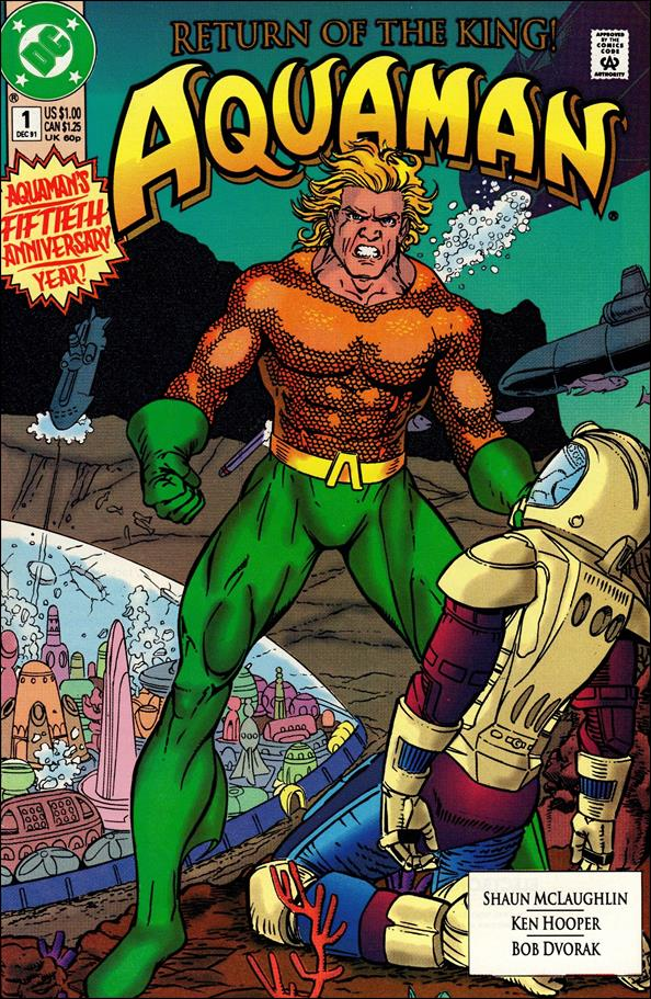 Aquaman (1991) 1-A by DC