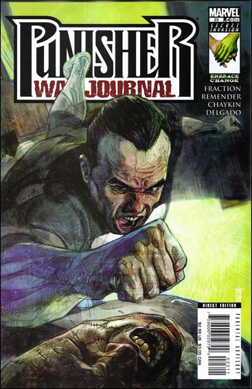 Punisher War Journal (2006) 23-A by Marvel