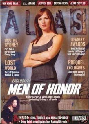 Alias: The Official Magazine 9-B