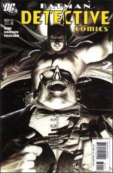 Detective Comics (1937) 824-A by DC