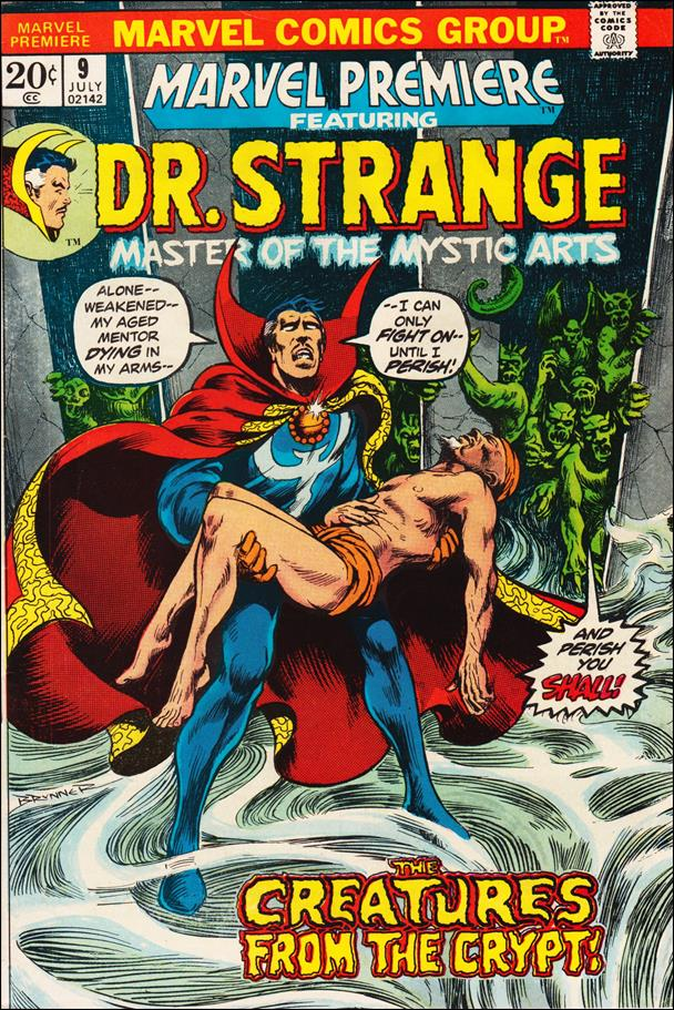 Marvel Premiere 9-A by Marvel