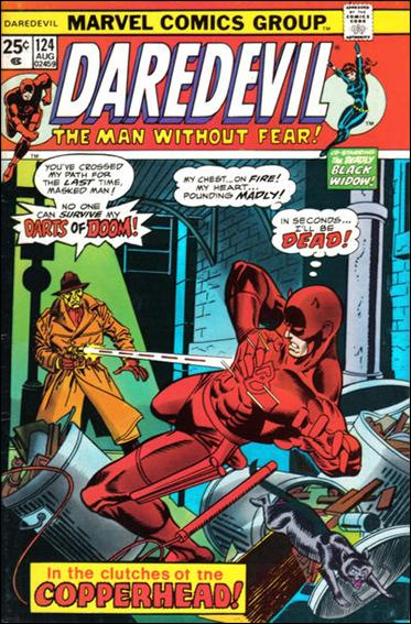Daredevil (1964) 124-A by Marvel
