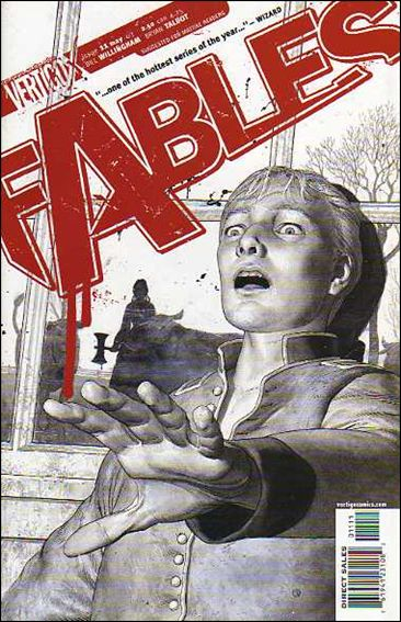 Fables 11-A by Vertigo