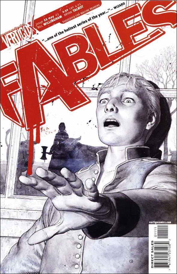 Fables 11-A by Vertigo