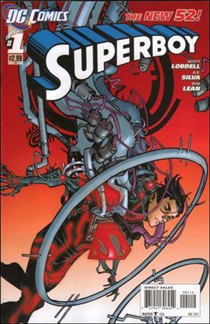 Superboy (2011/11) 1-B