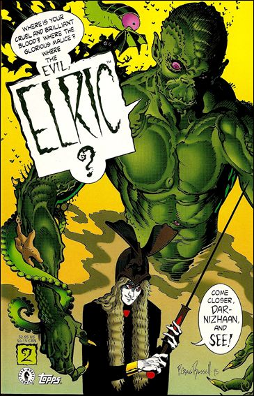 Elric: Stormbringer 2-A by Dark Horse