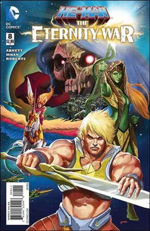 He-Man: The Eternity War 8-A