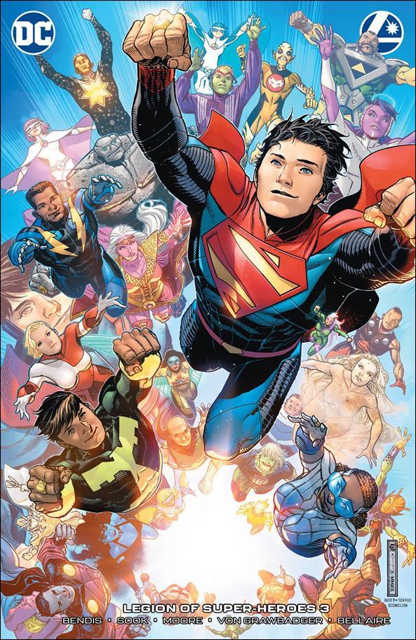 Legion of Super-Heroes (2020) 3-B by DC